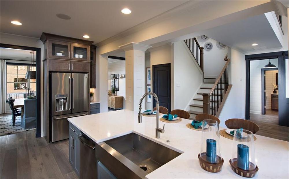 1020 Pennington View Lane New Home for Sale in Alpharetta GA