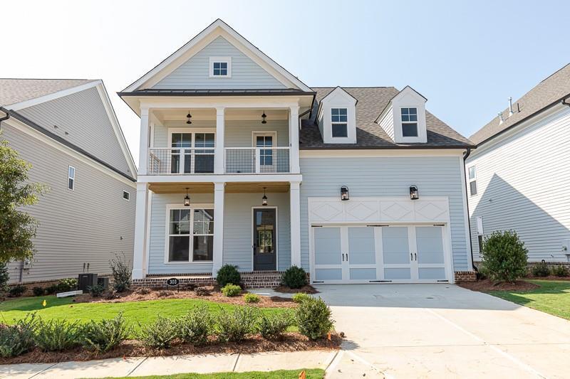 940 Pennington View Lane New Home for Sale in Alpharetta GA