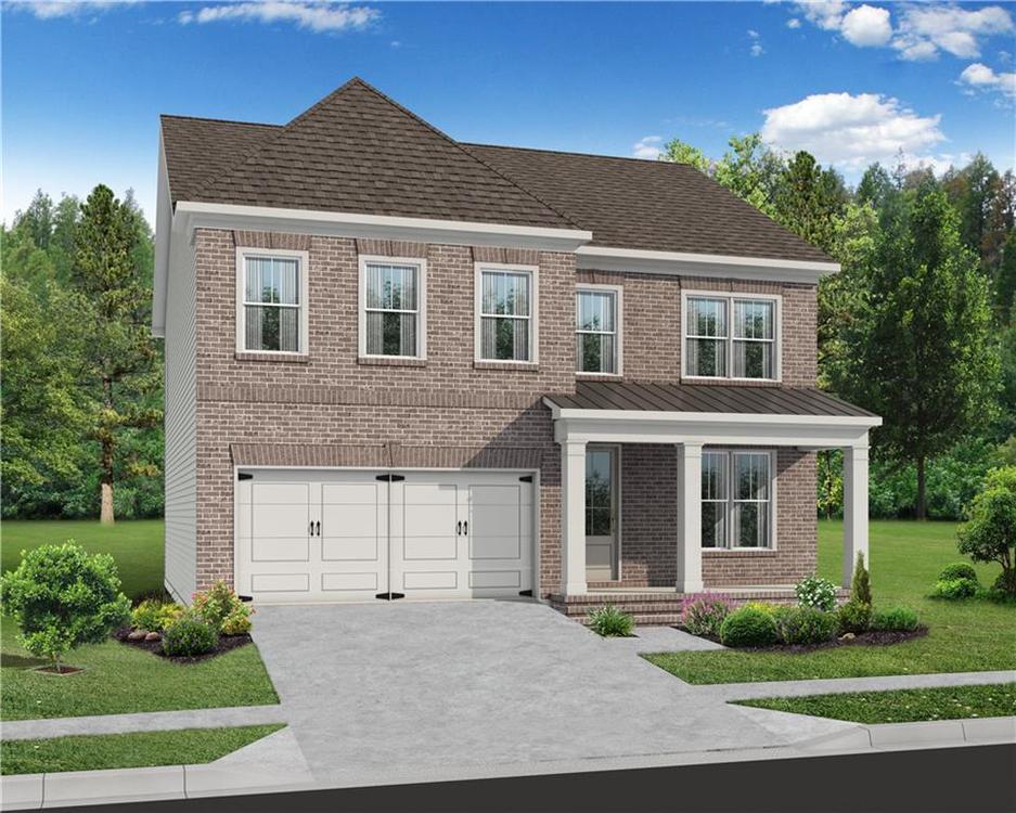 950 Pennington View Lane New Home for Sale in Alpharetta GA