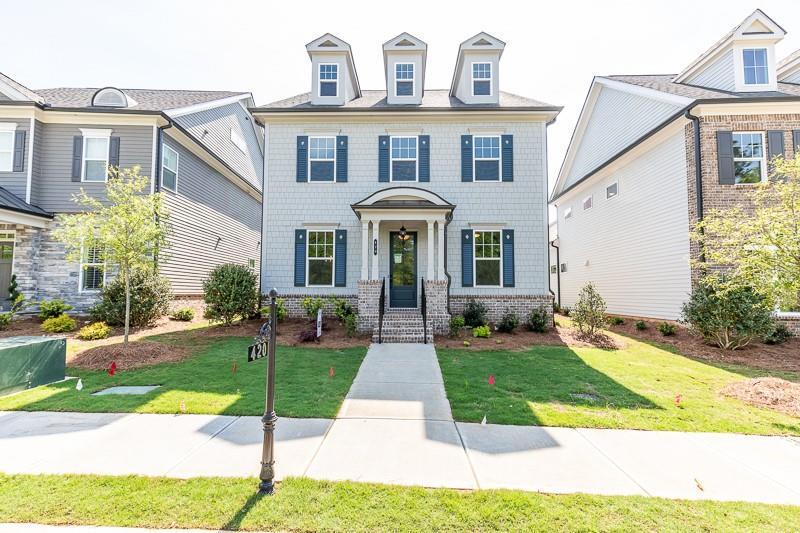 1065 Poppy Pointe New Home for Sale in Alpharetta GA
