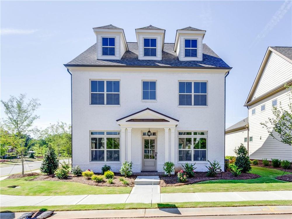 1055 Poppy Pointe New Home for Sale in Alpharetta GA