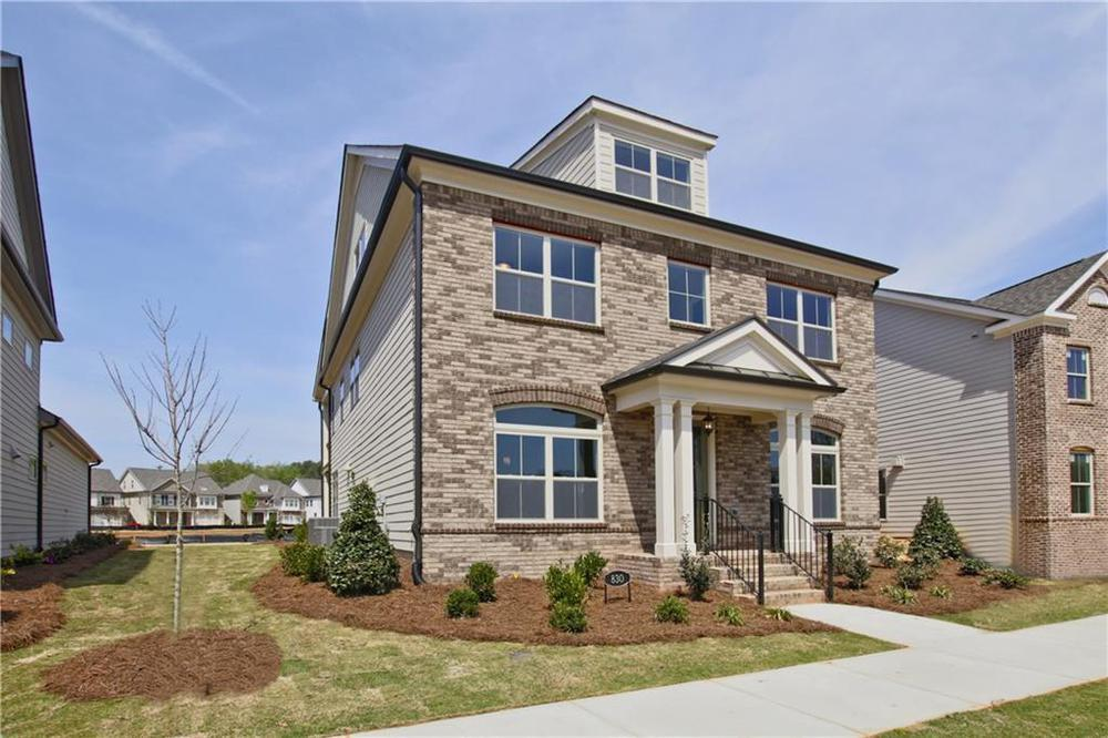 1025 Poppy Pointe New Home for Sale in Alpharetta GA