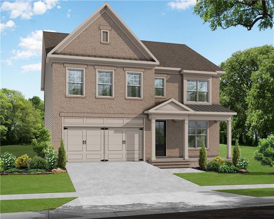 1040 Pennington View Lane New Home for Sale in Alpharetta GA