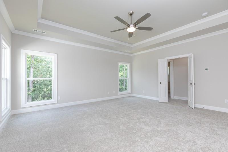 Not actual home. Photo is a previously built Montgomery floorplan. 1105 Pennington View Lane, Alpharetta, GA