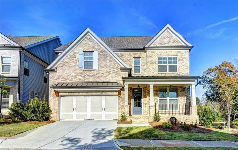 1010 Pennington View Lane New Home for Sale in Alpharetta GA