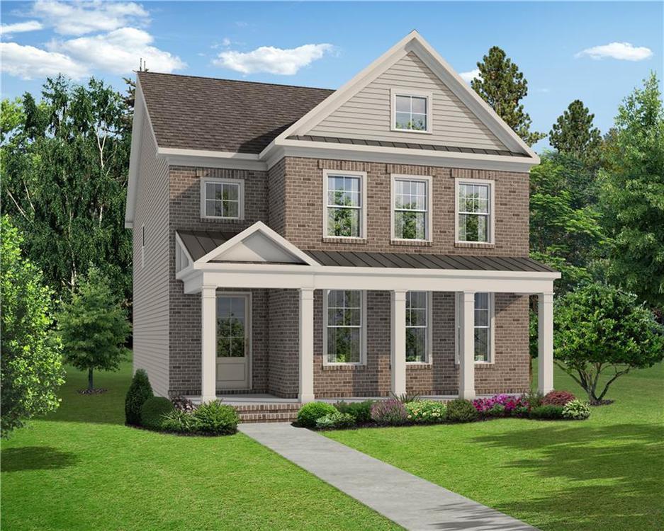 780 Fieldcrest Park Lane New Home for Sale in Alpharetta GA