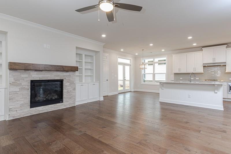 770 Fieldcrest Park Lane New Home for Sale in Alpharetta GA