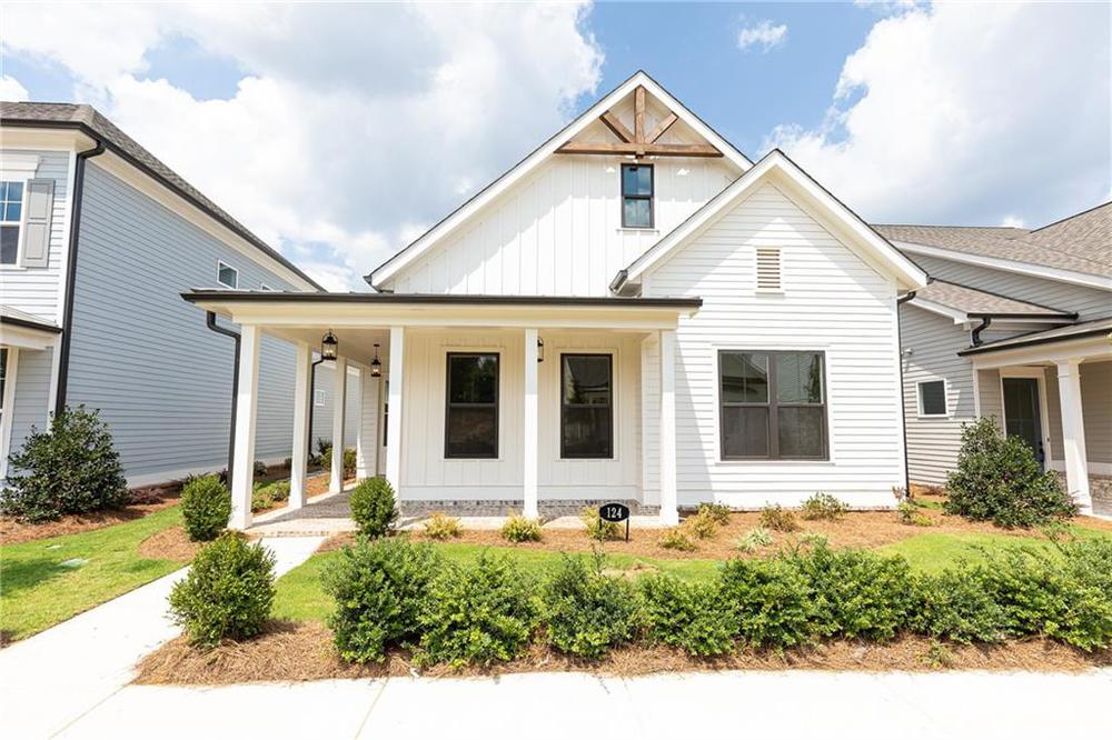Not actual home. Photo of previously built McDaniel. . 3br New Home in Canton, GA