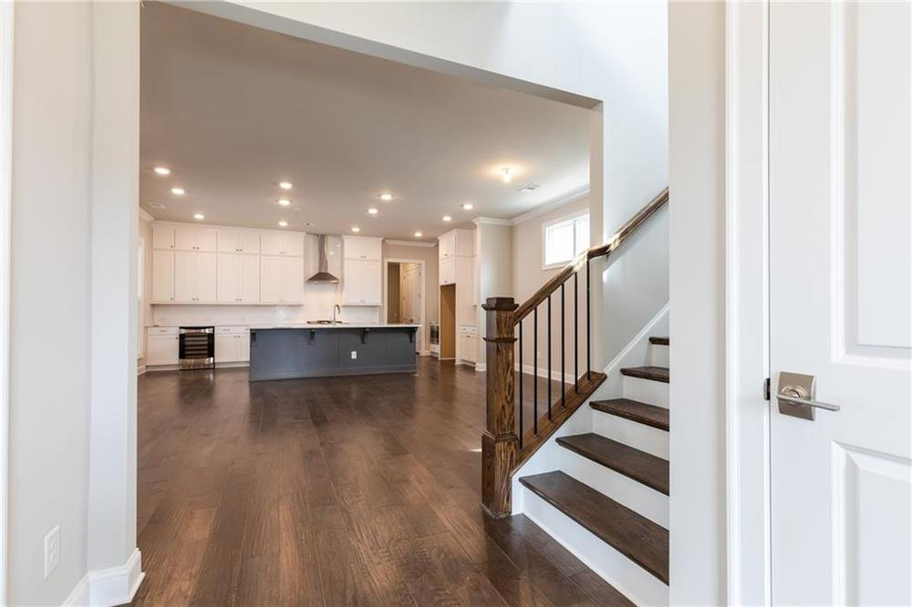 Not actual home. Photo of previously built Hickory floorplan. 2,830sf New Home in Canton, GA