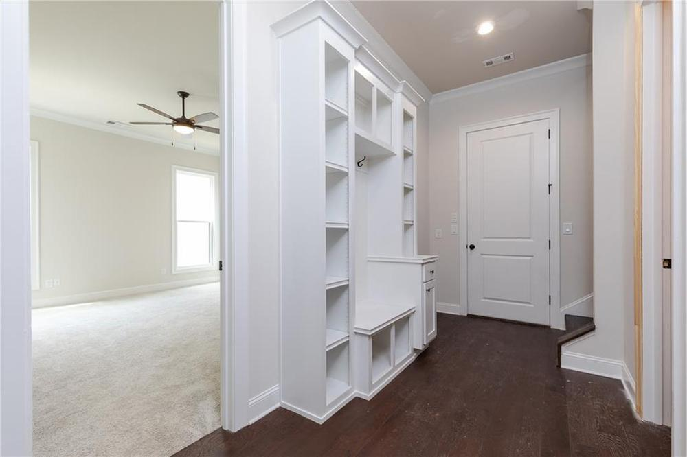 Not actual home. Photo of previously built McDaniel. 3br New Home in Canton, GA