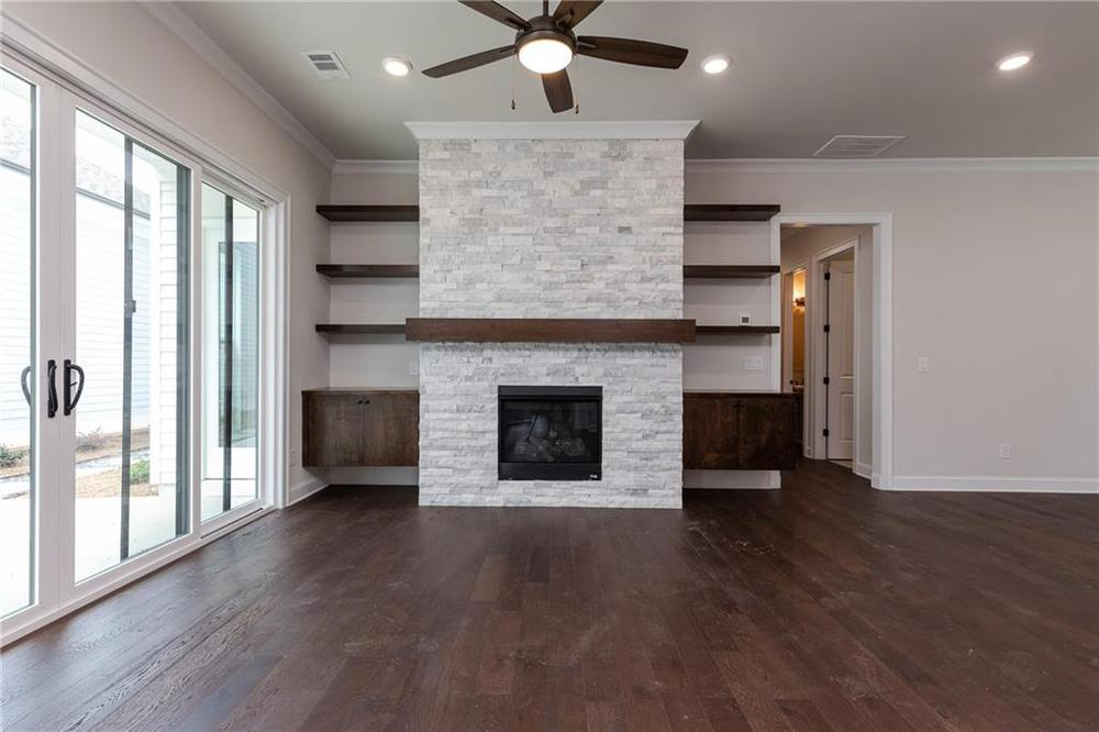 1004 Cagle Creek Overlook Walk New Home for Sale in Canton GA