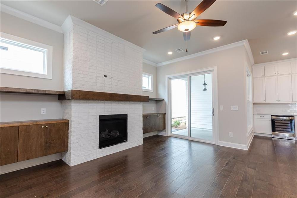 Not actual home. Photo of previously built Hickory floorplan. New Home in Canton, GA