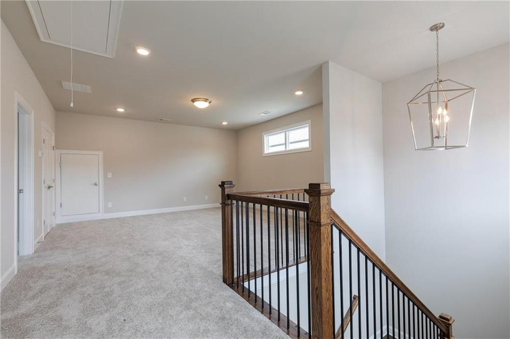 Not actual home. Photo of previously built Hickory floorplan. 3br New Home in Canton, GA