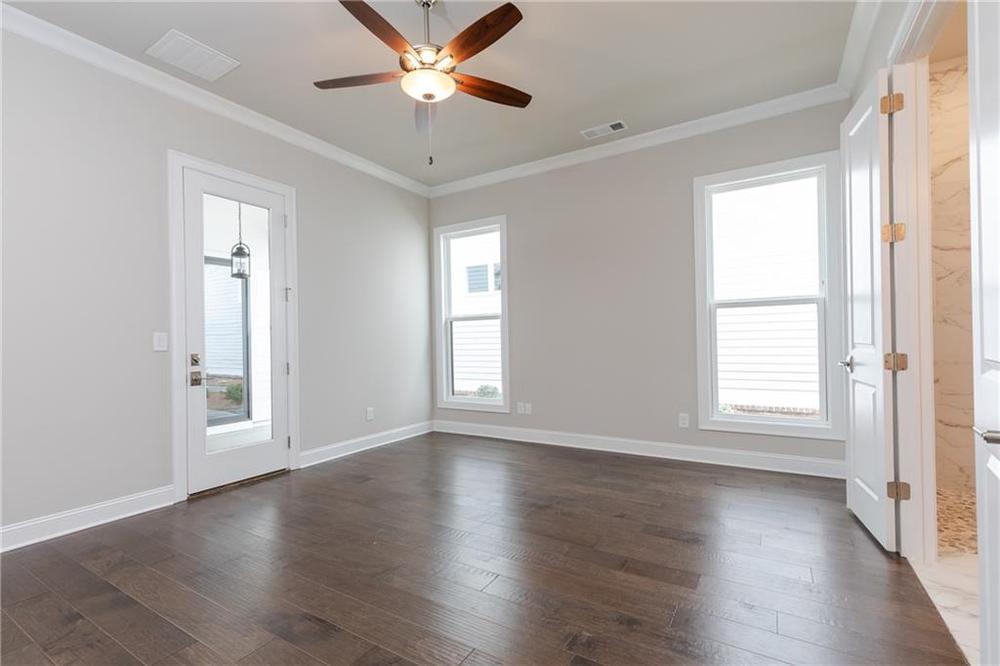 Not actual home. Photo of previously built Hickory floorplan. Canton, GA New Home
