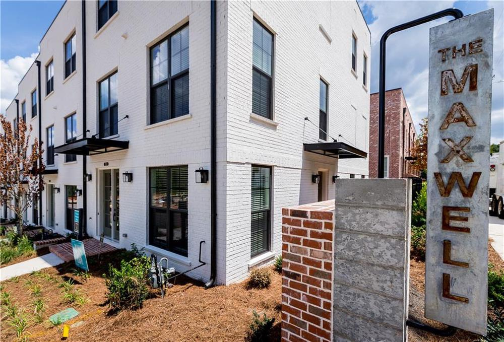 319 Burgess Walk #15 New Home for Sale in Alpharetta GA