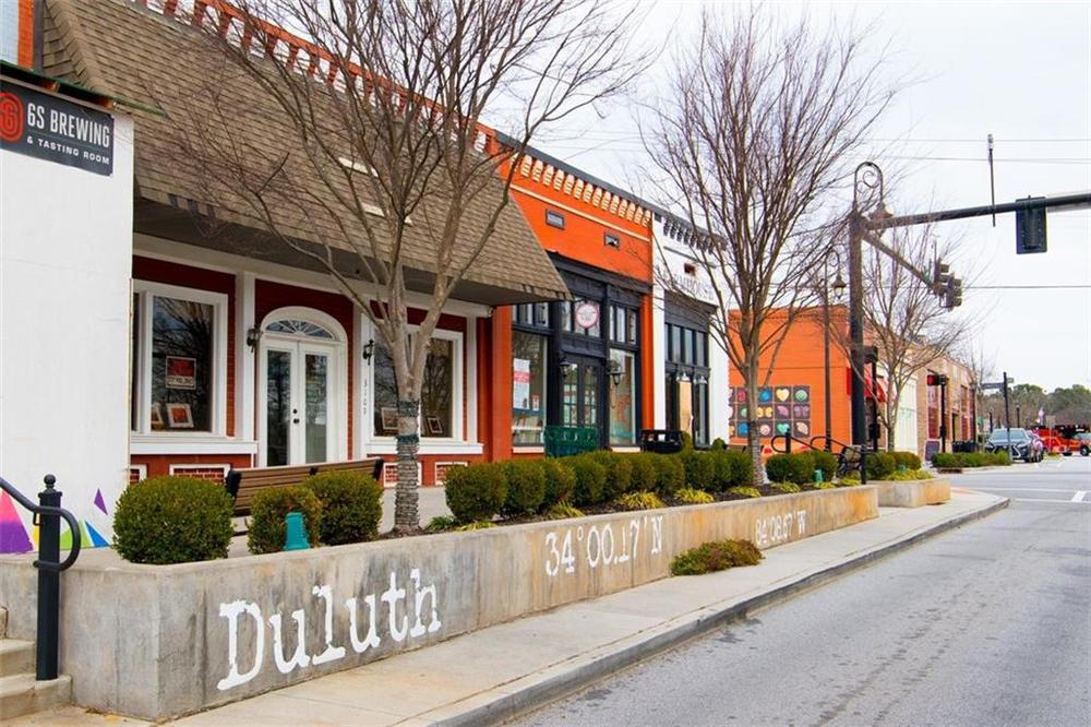 Downtown Duluth . New Home in Duluth, GA