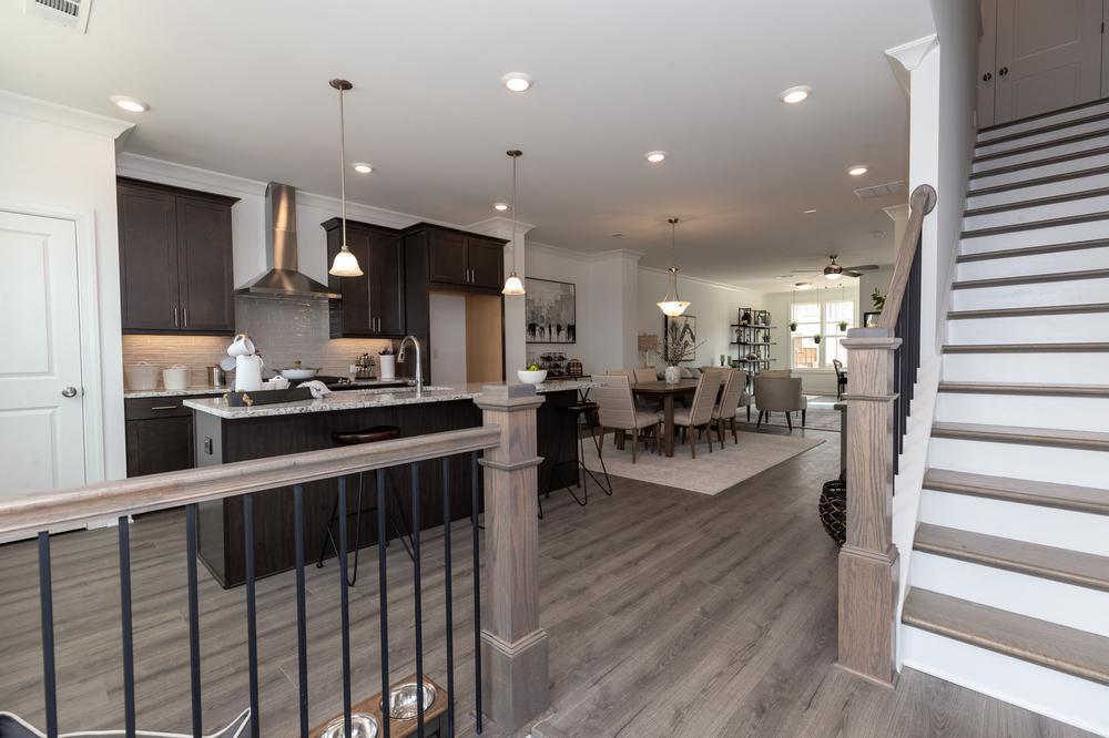 Garwood Model at Ellington. 3br New Home in Suwanee, GA