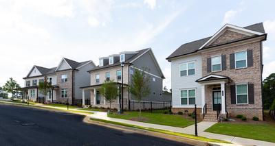 Ellington New Homes in Suwanee GA