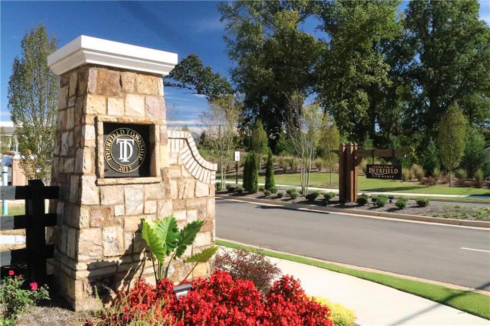 4br New Home in Alpharetta, GA