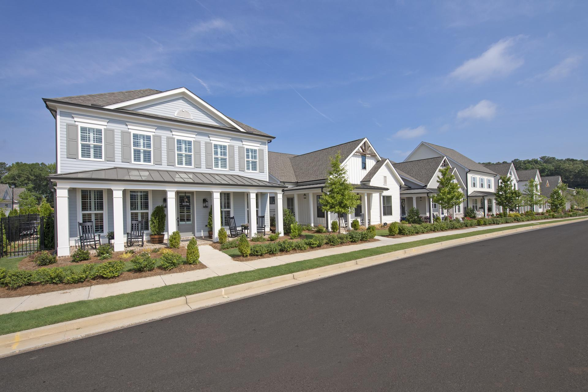 Three New Communities From The Providence Group Coming Soon!