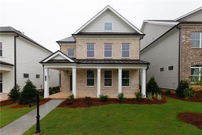 1129 Bennett Creek Overlook New Home for Sale in Suwanee GA