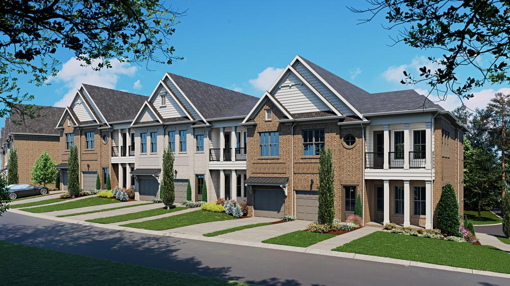 2,520sf New Home in Alpharetta, GA