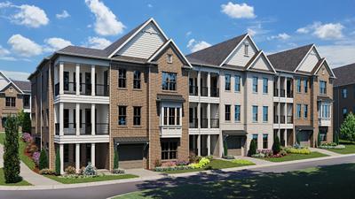 The Adair New Home in Georgia