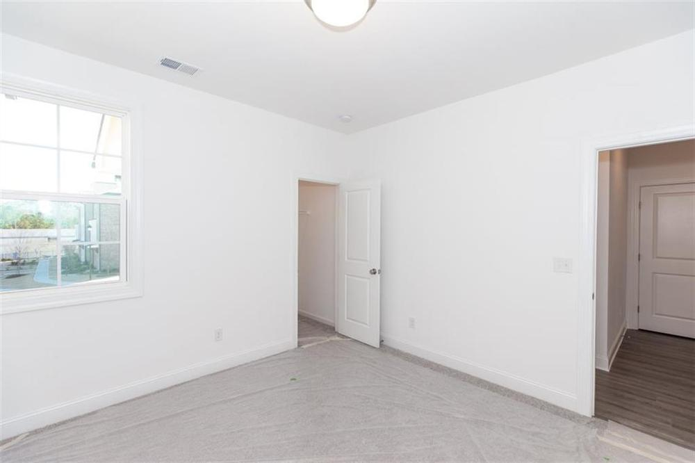 Another Secondary Bedroom . 2,141sf New Home in Duluth, GA