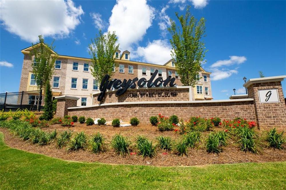 *Welcome to Greysolon* . New Home in Duluth, GA