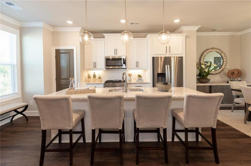 4335 Sims Park Overlook, 46 New Home for Sale in Suwanee GA