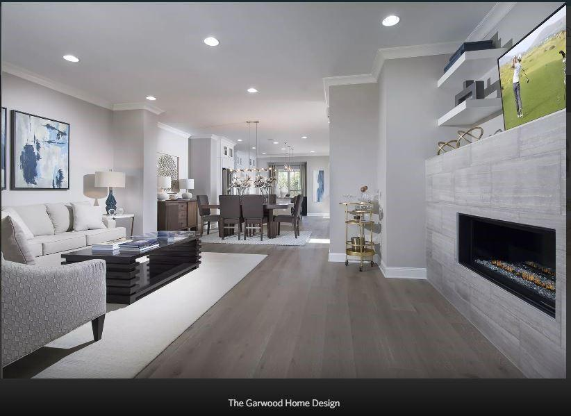 4570 Sims Park Overlook, 82 New Home for Sale in Suwanee GA
