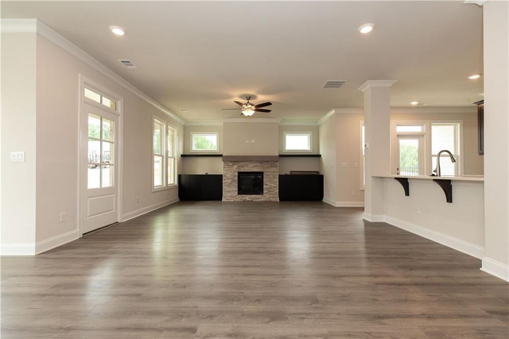 1408 Bennett Creek Overlook New Home for Sale in Suwanee GA