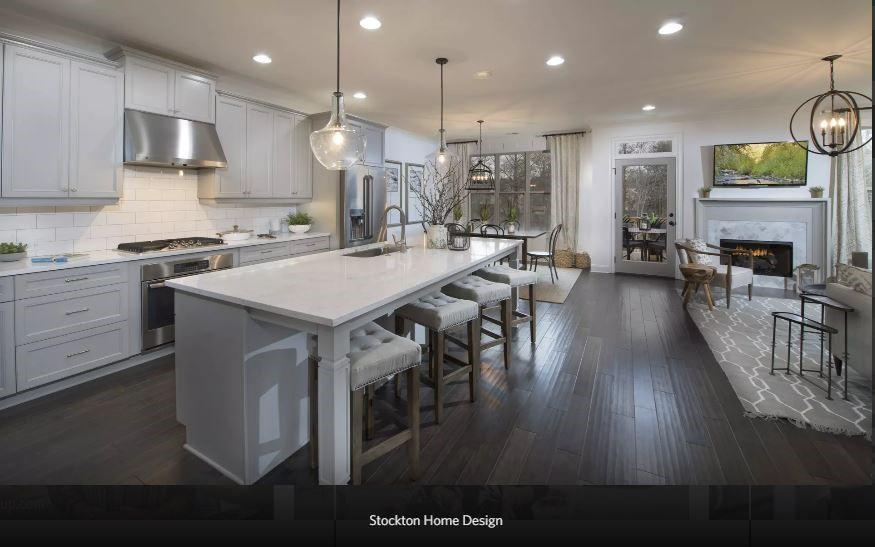 365 Sims Park Place, 17 New Home for Sale in Suwanee GA
