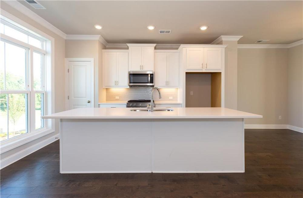 Not actual home. Previously built Glendale floorplan. 3822 Knox Park Overlook, 20, Duluth, GA