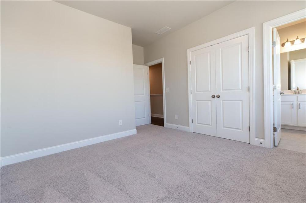 Not actual home. Previously built Glendale floorplan. Duluth, GA New Home
