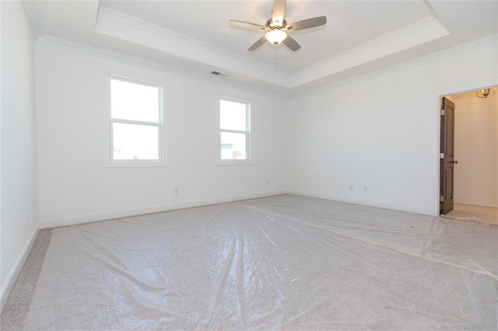 Master Bedroom . 2,141sf New Home in Duluth, GA