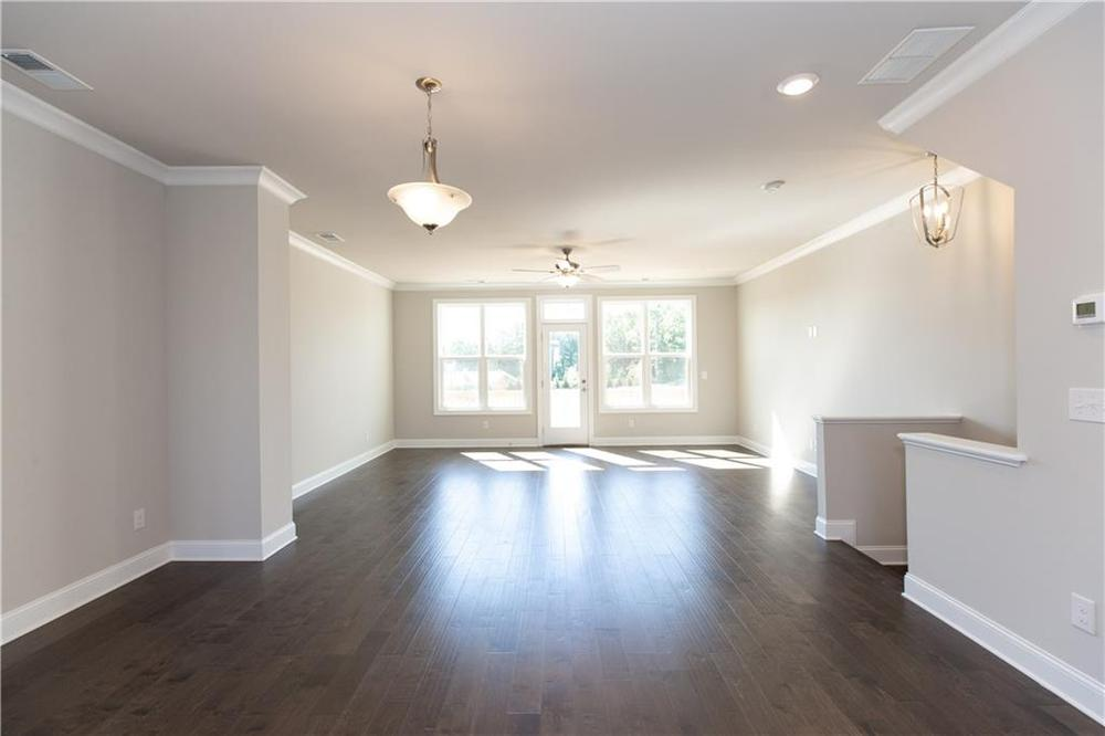 Not actual home. Previously built Glendale floorplan. New Home in Duluth, GA