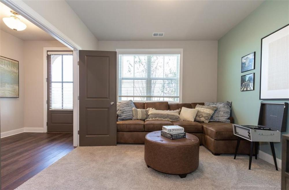 Not actual home. Previously built Glendale floorplan. 3812 Knox Park Overlook, 19, Duluth, GA