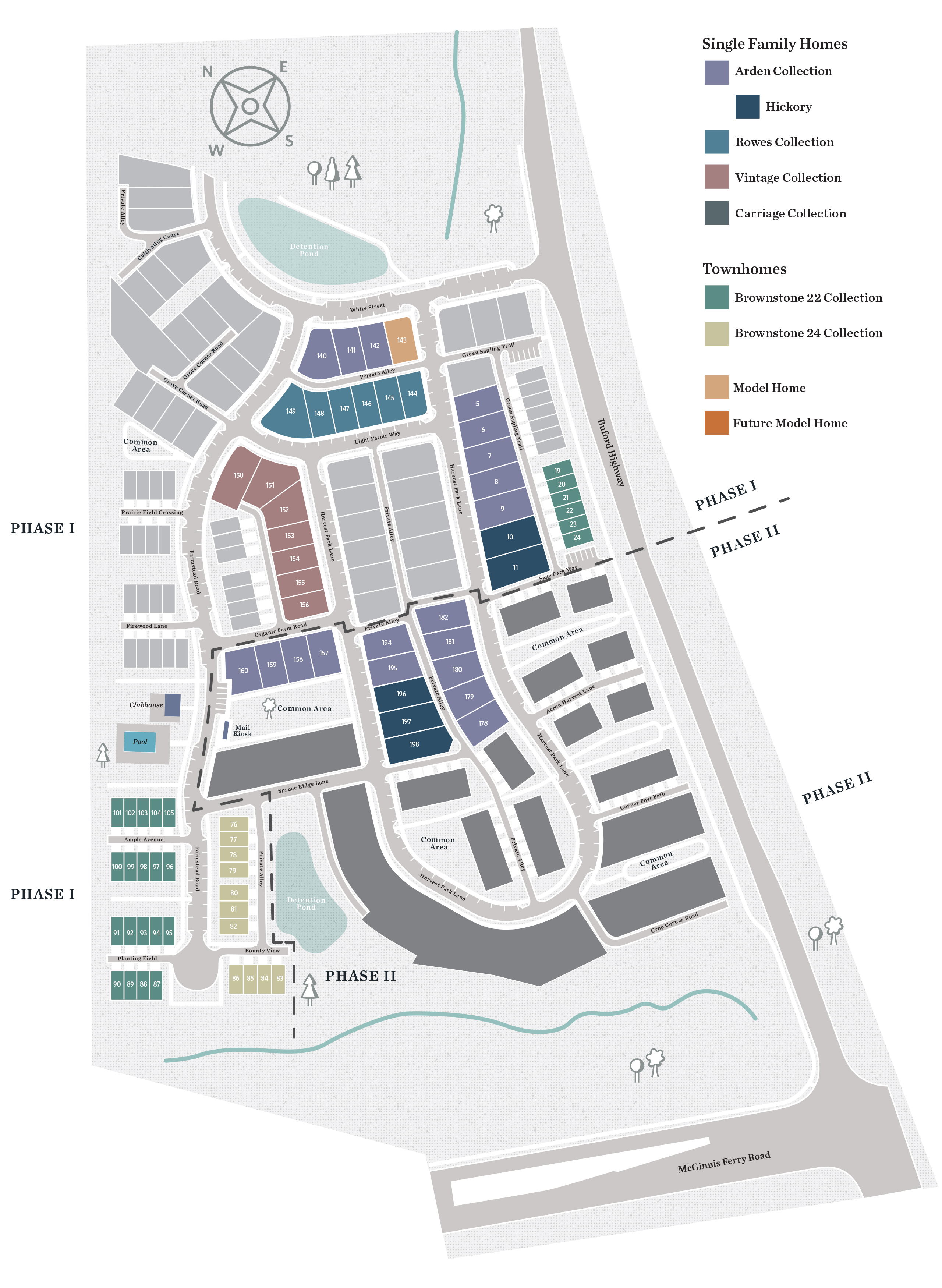 ,   New Homes from The Providence Group