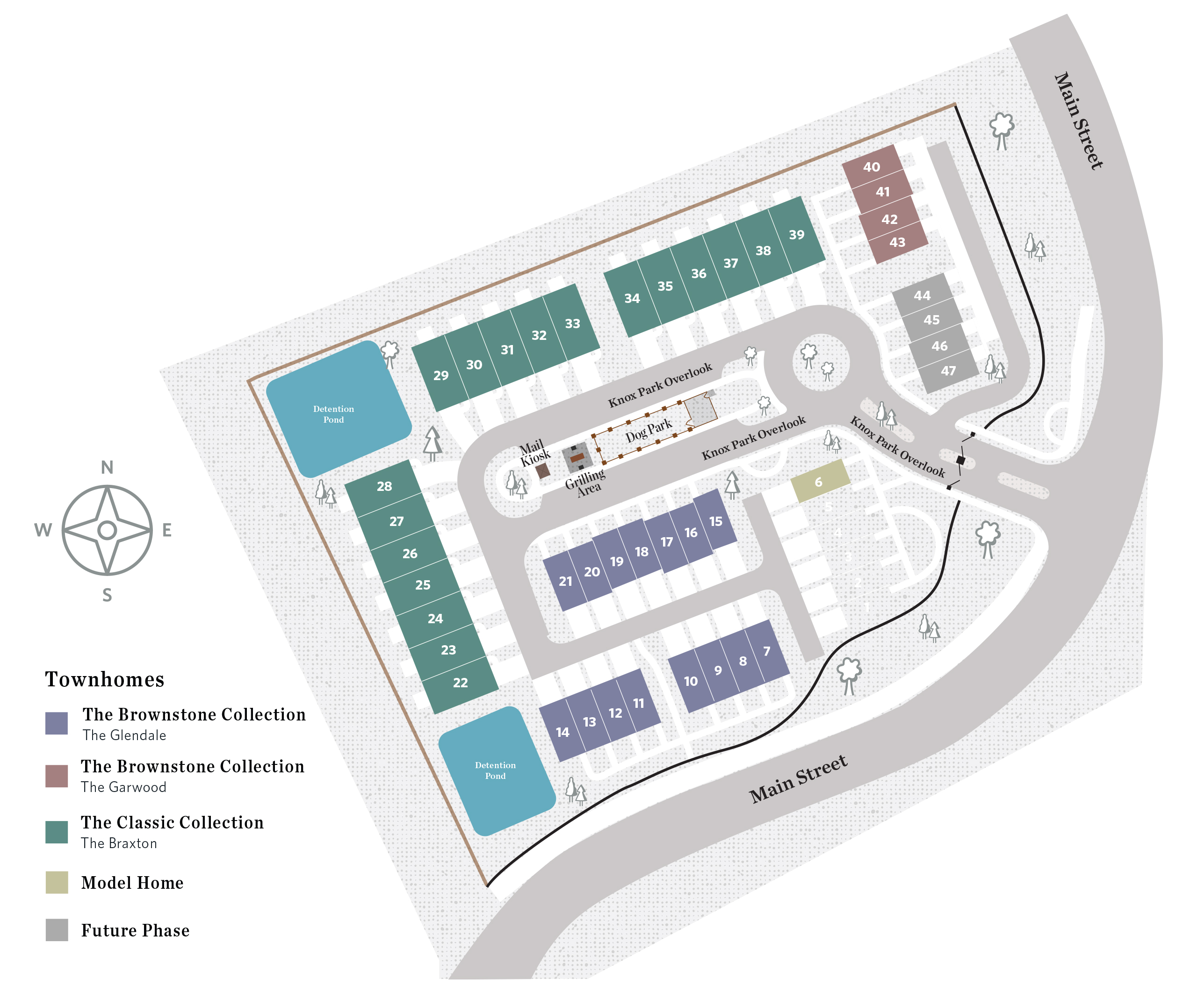 Duluth, GA Greysolon New Homes from The Providence Group